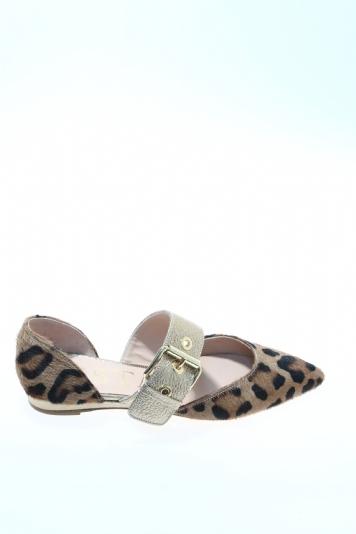 wholesale dealer 75377 795ca Decollete' Animalier Cuoio FESTA - Decollete'