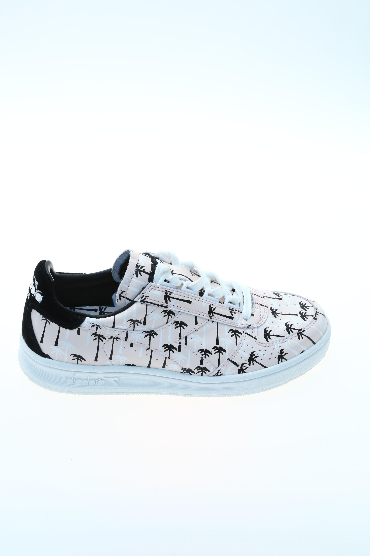 Sneaker Rosa Pelle DIADORA Sneakers