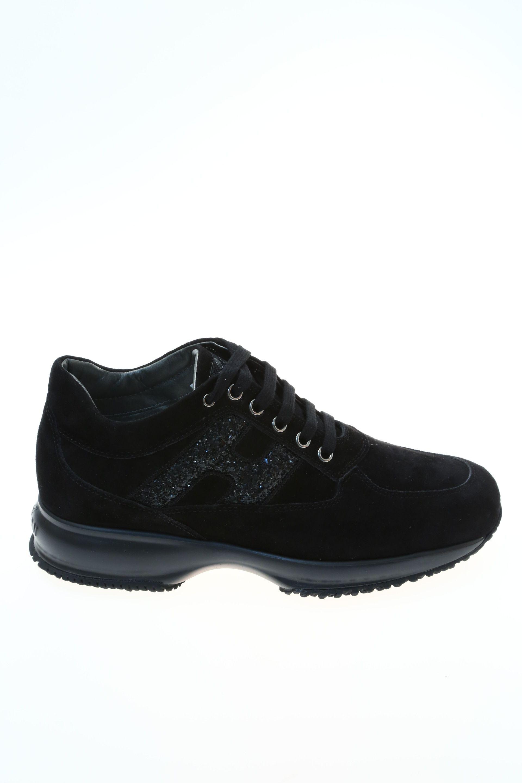 Sneaker Nero camoscio Camoscio HOGAN - Sneakers