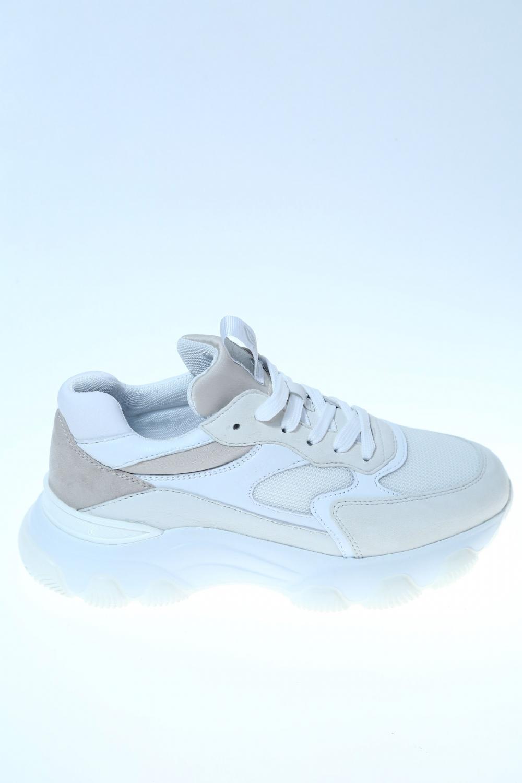 Sneaker Panna Pelle HOGAN - Sneakers