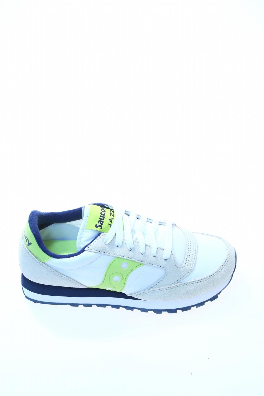 0163e87e5b Sneaker Bianco e giallo Gomma SAUCONY - Sneakers