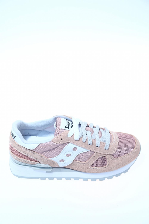 Sneaker Rosa Camoscio SAUCONY Sneakers