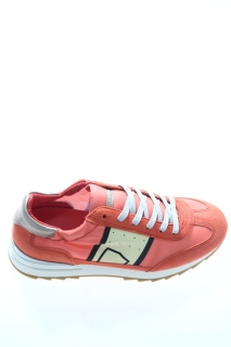 Sneakers Rosa Camoscio - PHILIPPE MODEL