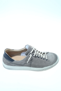 Sneakers Taupe Camoscio - SEBOY'S