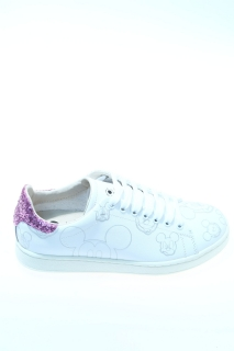 Sneakers Bianco Pelle - MOA MASTER OF ARTS