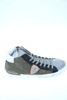 Sneakers Militare Pelle - PHILIPPE MODEL
