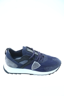 Sneakers Blu Pelle - PHILIPPE MODEL