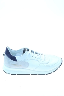 Sneakers Bianco Pelle - PHILIPPE MODEL