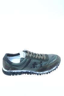Sneakers Militare Camoscio - PREMIATA 3a8a9ea2373