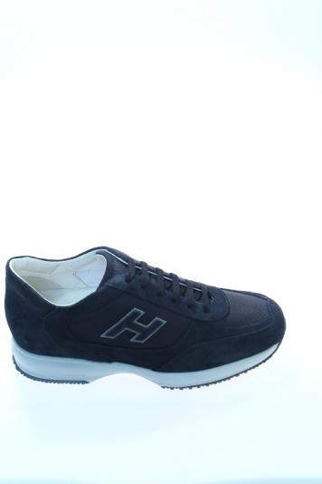 Sneaker Blu Camoscio HOGAN - Sneakers