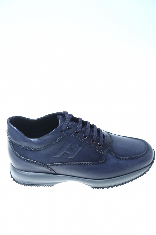 Sneaker Blu Pelle HOGAN - Sneakers