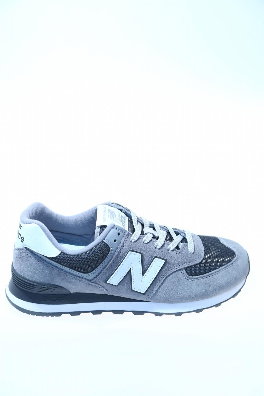 a7ba378ce1 New Camoscio Balance Grigio Sneakers Sneaker wXO8nkN0P