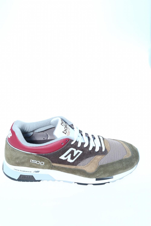 Sneaker Marrone Pelle NEW BALANCE - Sneakers