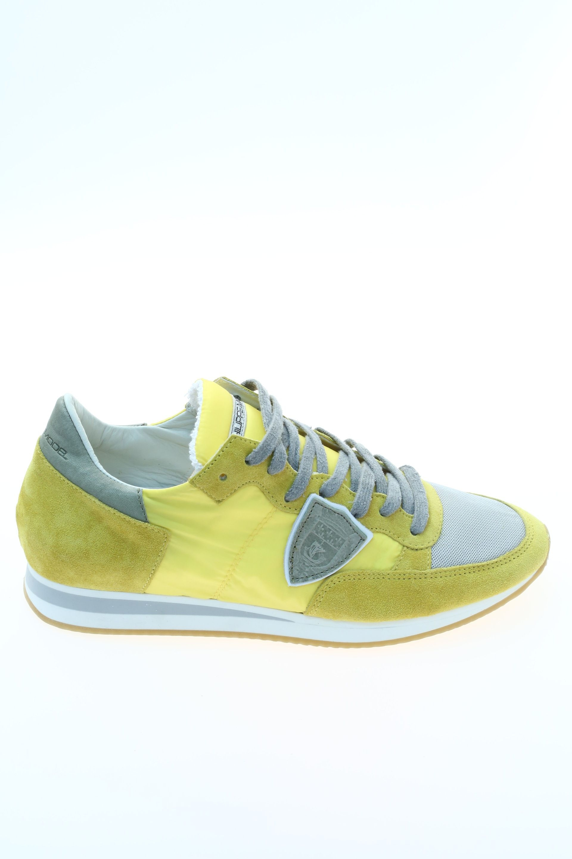 Sneaker Giallo Camoscio PHILIPPE MODEL