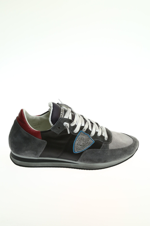 Sneaker Grigio Camoscio PHILIPPE MODEL - Sneakers f72d5f3d8fe