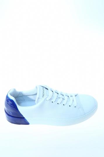 Sneaker Bianco blu Pelle PREMIATA Sneakers