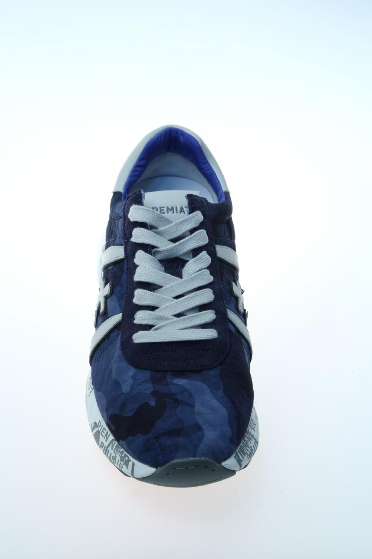 Sneaker Camouflage Camoscio PREMIATA Sneakers