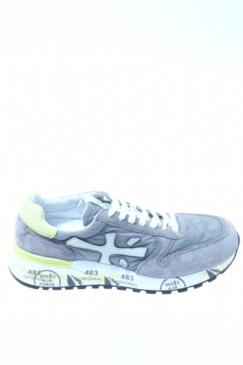 Sneaker Grigio Camoscio PREMIATA Sneakers
