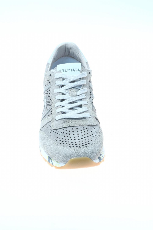 Premiata Zitpxkuo Sneaker Camoscio Sabbia Sneakers f7by6g