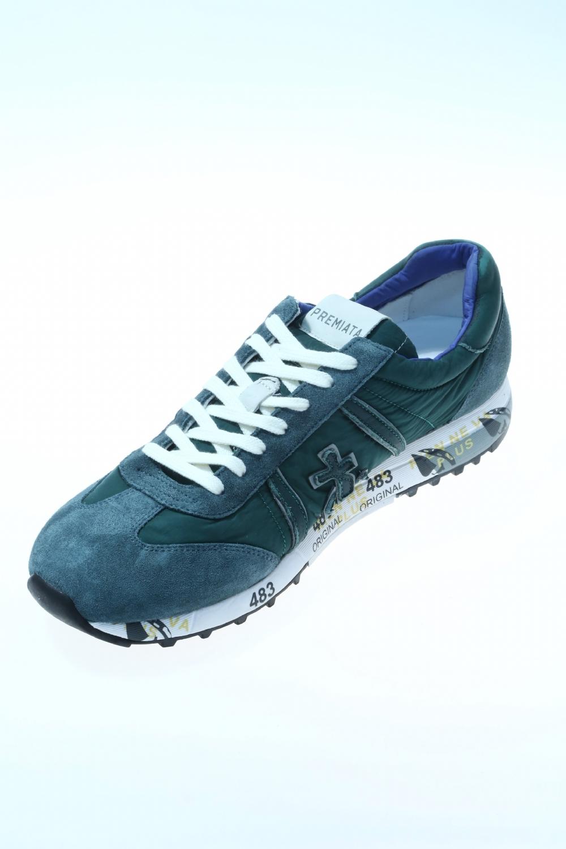 Sneaker Verde Camoscio PREMIATA Sneakers
