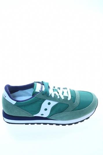Sneaker Verde Camoscio SAUCONY Sneakers