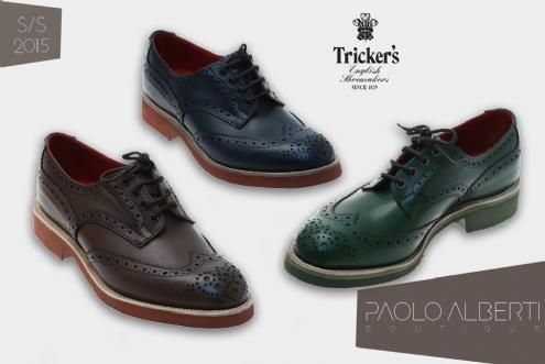 new concept 43de2 82344 Scarpe Tricker's, eleganza senza tempo - Boutique online