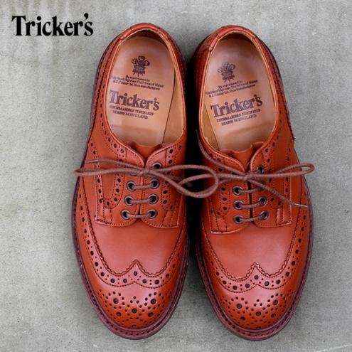 best website 27774 a7a4d Scarpe Tricker's: il fascino dell'eleganza, in duecento anni ...